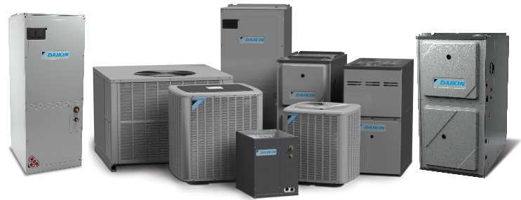 Daikin Heating and Cooling Systems